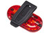 CatEye Omni 3 TL-LD135 Rückleuchte Rot